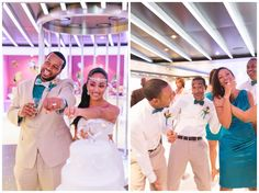 Eight-Day Carnival Cruise Wedding Adventure | Asim + Andrea — Richard Motta Photography