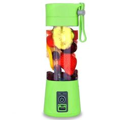 Portable USB Juicer Handheld Milkshake Blender Smoothie Maker