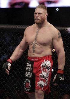 Brock Lesnar, former UFC heavyweight champion. Brock Lesnar Wwe, Wwe Brock, Superman, Batman, Tyler Durden, Kickboxing, Muay Thai, Jiu Jitsu, Ufc 202