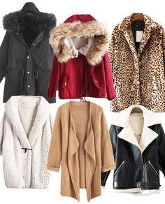 Comprar Casaco Feminino Barato - Dicas de looks de moda para o Inverno - Vocês sempre me pedem posts com dicas de compras que mixam peças lindas e acessíveis. Como a época de baixas temperaturas está logo aí, resolvi unir o útil ao agradável e separar este post com sugestões de como comprar casaco feminino barato online. São 20 casacos, jaquetas, suéteres quentinhos e com ótimos preços para a gente enfrentar as baixas temperaturas em grande estilo.