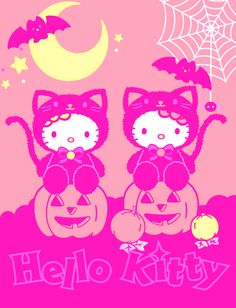 Hello Kitty Halloween!