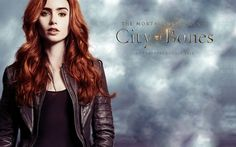 'The Mortal Instruments: City of Bones' wallpaper - jace-and-clary Wallpaper