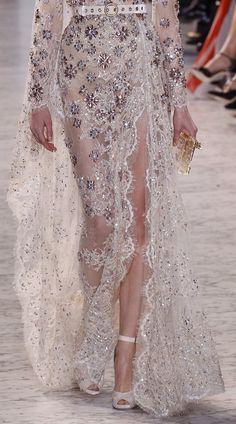Elie Saab - Spring 2017 Couture (Details)