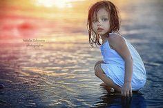 by Natalia Zakonova Anna Pavaga, Portraits, Portrait Ideas, Little Fashion, Beach Ready, Children Images, Child Models, Summer Kids, Beautiful Children