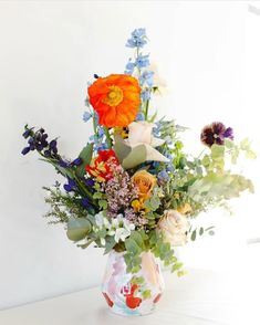 Lawn and Garden Tools Basics Larue Vase Photo By Eastolivia Via Anthro_Northcarolina Cut Flowers, Fresh Flowers, Beautiful Flowers, Vase Of Flowers, Happy Flowers, Exotic Flowers, Flowers Garden, Purple Flowers, Bloom Baby