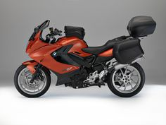 First Look OF 2013 BMW F 800 GT