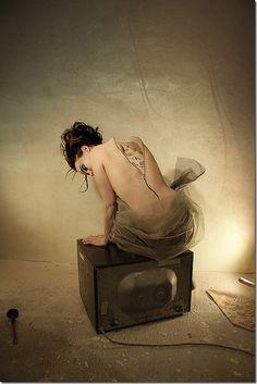 Beautiful Photoshop Manipulations Art by Flora Borsi