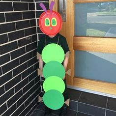 This VERY hungry caterpillar. | 19 Kids Who Completely Nailed Their Book Week…