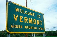 I grew up just across the Connecticut River from Vermont, playing in my front yard and looking at the big beautiful mountains, but I have never loved Ver. Peter Greene, Mountain States, Green Mountain, The Republic, Vermont, Stand Up, New England, Things To Think About, Messages