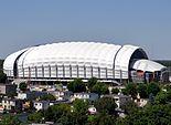 Poznan - Municipal Stadium - Capacity 42.000