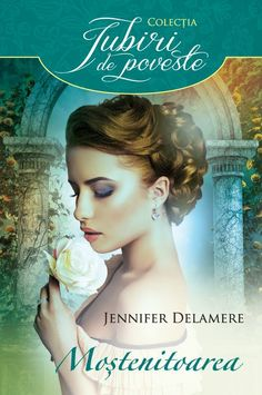 "Romanian cover for ""An Heiress at Heart"" by Jennifer Delamere Bookends, My Books, Tv Shows, Fiction, Romantic, World, Writers, Movies, Movie Posters"