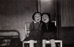 creepy vintage halloween costumes - in pictures