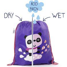 SquidKids Panda Bag | SquidLondon £12 Buy here: http://www.squidlondon.com/shop/squidkids/squidkids-panda-bag/