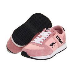 KangaROOS »Mesh« Sneaker, rosa, rosa
