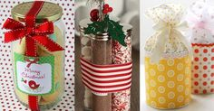 Nesse post preparamos uma lista de 15 sugestões de lembrancinhas de Natal artesanais para todas as idades. Presenteie gastando muito pouco!