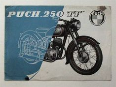 alte motorrad prospekte | antiquepool.at Vintage Bikes, Vintage Motorcycles, Advertising, Ads, Classic Bikes, Illustrations And Posters, Vintage Posters, Vehicles, Pictures
