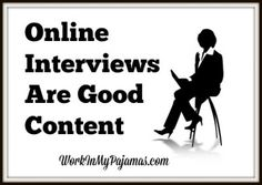 Interviews are a win-win for all involved to drive traffic to your website. Find tips on how to ask for interviews as well as get interviewed.