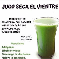 Healthy Detox, Healthy Juices, Health Shakes, Sweet Recipes, Healthy Recipes, Keto Recipes, Juicing For Health, Nutrition Tips, Never Give Up