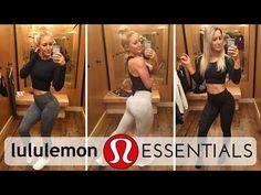 Fall Fitness Clothing Haul | NIKE ADIDAS LULULEMON DUPE - YouTube