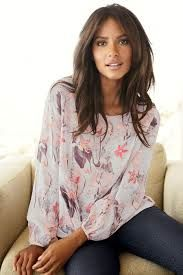 Printed blouse $44 http://lessthanapineapple.com/printed-blouse/