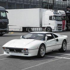 Classic Car News – Classic Car News Pics And Videos From Around The World Ferrari 288 Gto, Ferrari Car, Gto Car, New Sports Cars, Automotive Design, Classic Cars, Modern Classic, Vintage Cars, Cool Cars