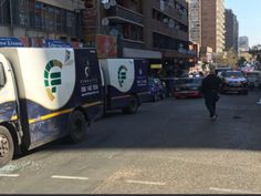 WATCH: Joburg CBD hit with another cash-in-transit heist