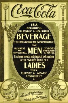 Coca-Cola: Superior to Mrs. Winslow's Soothing Heroin Syrup
