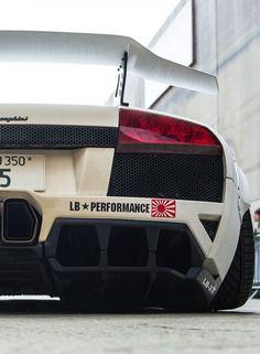 Lamborghini heck...