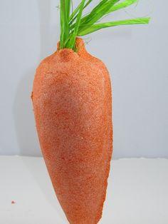 Lush Carrot Top Bubble Bar Review