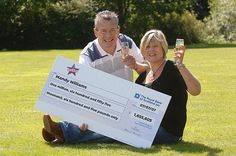 Lottery Winner Mandy Williams by Montage Communications