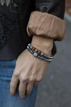 Boho Bracelets Bracelets de pile Bracelets extensibles lot