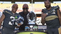 The Seahawks made the Pro Bowl fun for a change #Sport #iNewsPhoto