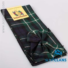 Graham Modern Tartan Sash. Free worldwide shipping available
