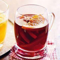Cranberry-Holunder-Punsch Rezept | Küchengötter