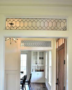 Maher Twin design. #transom #home decor #artsy #beautiful #custom-made #creative #elegant #window #stained glass