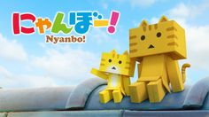 [ANIME] Nyanbo! TV anime Announced, Featuring Danboard's cat version - http://www.afachan.asia/2016/02/anime-nyanbo-tv-anime-announced-featuring-danboards-cat-version/