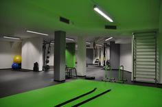 Für anspruchsvolle Fitnessfans: Die neue #Functionalhall im Preidlhof Innsbruck, Juni, Fitness, Basketball Court, Recovery