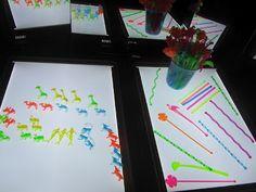 Light Table Toys