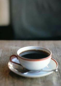 Hora deliciosa do café!