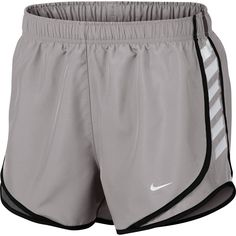 Nike Women 's Nike Distort Tempo Running Short - sport clothes - Shorts Nike Outfits, Casual Skirt Outfits, Sporty Outfits, Athletic Outfits, Athletic Clothes, Nike Athletic Shorts, Work Outfits, Nike Running Shorts, Workout Shorts