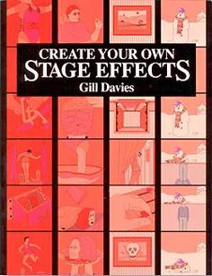 ((Create Your Own Stage Effects)) -- I worked on the stage crew for a local community theater and the old timers there had a bottomless inventory of quick and rough tricks for most stage effects. They would immediately say, here's how to make a clouds move across the moon. Or get the sound of light rain on a roof. Or make a character fly, safely. At no cost. This book is chock full of a zillion little rough and ready, low-cost effects for local theater. And enough inspiration to create your…