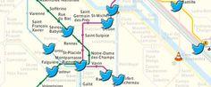 Lancement des comptes de lignes RATP sur Twitter #fail      Tumblr : http://ratp-hall-of-fake.tumblr.com/