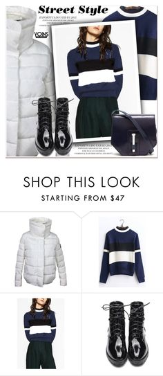 """Perfect Puffer Jackets"" by paculi ❤ liked on Polyvore featuring Banana Republic, yoins, yoinscollection, loveyoins and puffers"