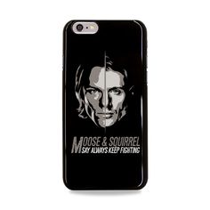 """Jared & Jensen's """"ALWAYS KEEP FIGHTING"""" PHONE CASES Proceeds will go to a joint fund set up by Jared Padalecki & Jensen Ackles to make sure that the fight can carry on for many generations to come. ALWAYS KEEP FIGHTING   Available styles (select in drop-down!):  iPhone 5/5S, 6 & 6+  Samsung Galaxy S4/S5  Samsung Note 3/4   *WORLDWIDE SHIPPING*"""