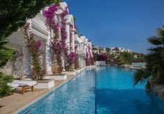 Detox and Wellness at the Sianji Wellbeing Resort Bodrum Wellness Resort, Going On Holiday, All Over The World, Places To Travel, Travel Inspiration, Detox, To Go, Hotels, Mansions