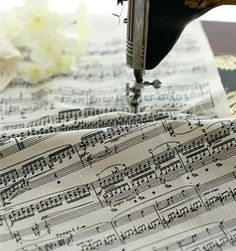 Music note Cotton Linen Fabric- Piano Music Notes Instrument Panel Fabric Curtain/ Cushion/ Bags linen cotton Fabric - 32x55 inches by Watermelonbaby2013 on Etsy https://www.etsy.com/listing/221176716/music-note-cotton-linen-fabric-piano