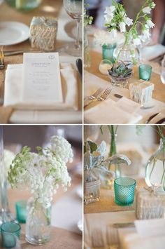 Beach Wedding with muted color palette, Photos by Vitalic Photo | Junebug Weddings