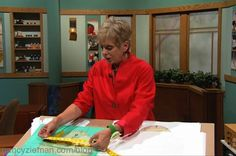 Nancy Zieman shows how to fit a sewing pattern on Solving the Pattern Fitting Puzzle Part Two, as seen on the Sewing With Nancy Television Show.