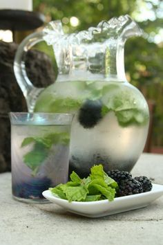 6 Refreshing Infused Water Recipes