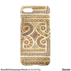 Beautiful Romanesque Mosaic iPhone 7 Case